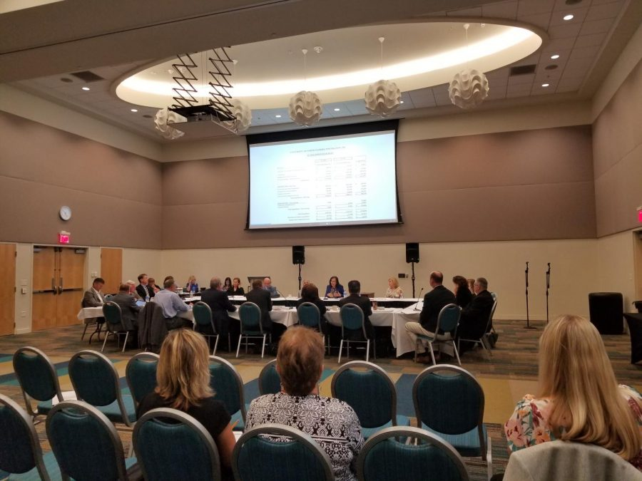 UNF Board of Trustees hears student sentiment on alcohol policy