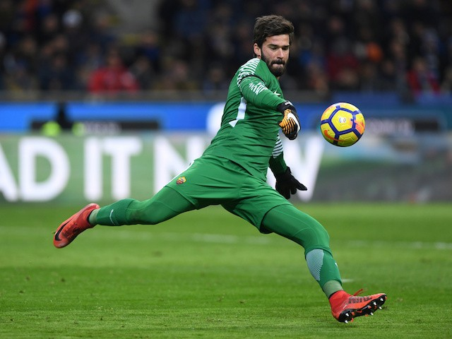 Alisson Becker (Brazil)  Becker plays for the Roma F.C. where he has an 80.1 save percentage which is lockdown. He needs to keep his save percentage stable and take control of his defense so players like Neymar Jr. have more chances to score and lead Brazil to become World Cup Champions.