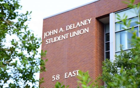 The John A. Delaney Student Union was dedicated on June 1.