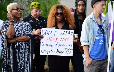 PHOTOS: A call for justice for the transgender community