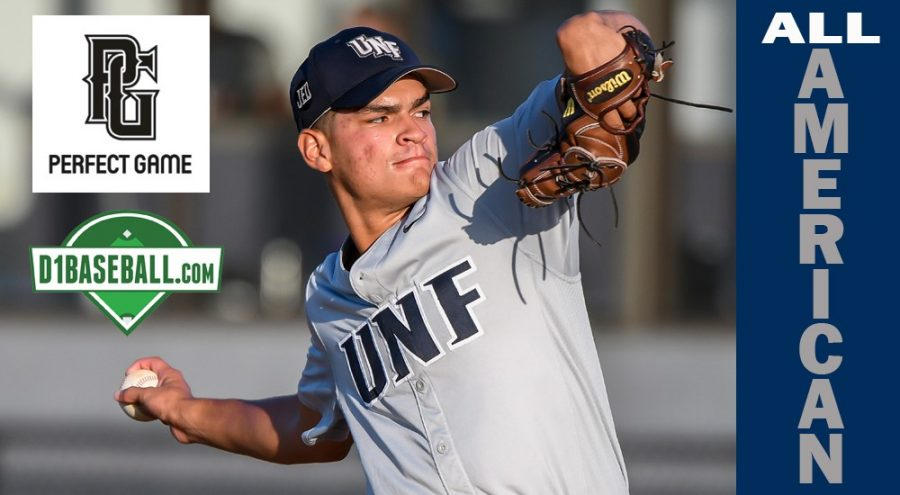Photo courtesy of UNF Athletics.