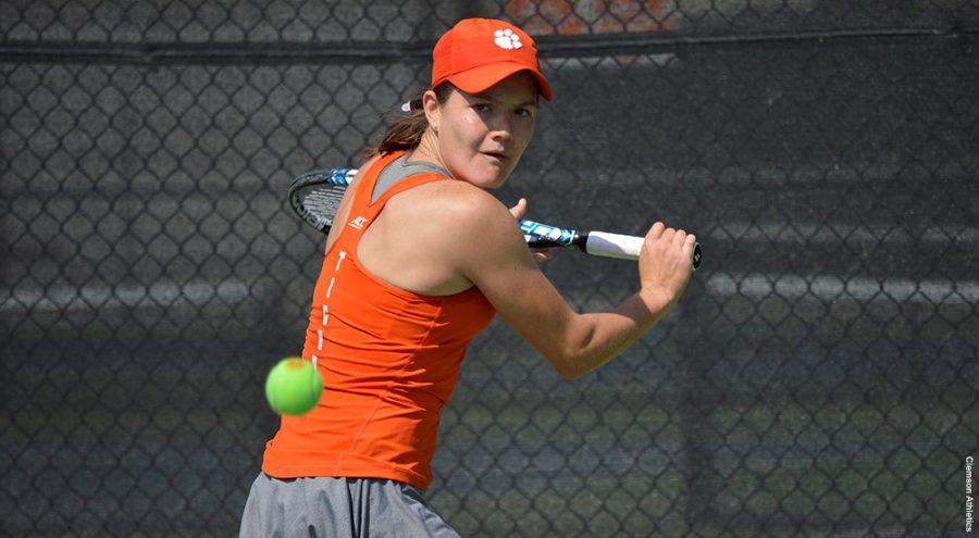 Constanza Gorches. Photo courtesy of UNF Athletics.