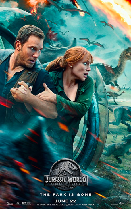 'Jurassic World: Fallen Kingdom' lacks the bite of its predecessor