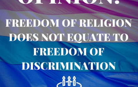 OPINION: Freedom of speech does not equate to freedom of discrimination