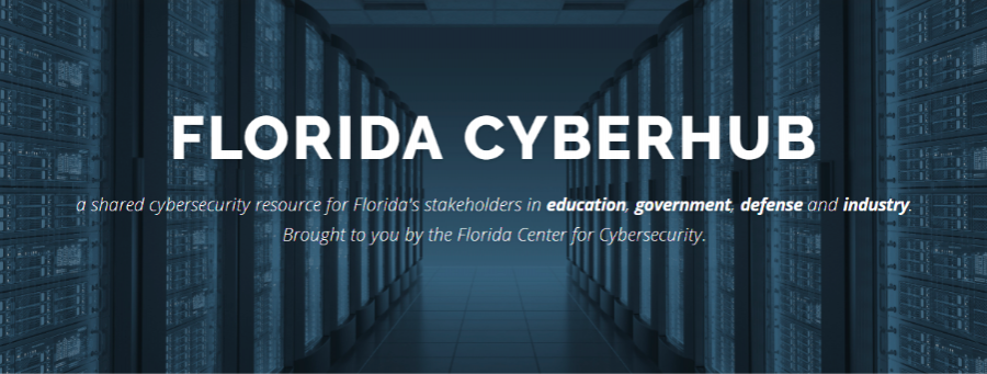 Photo courtesy of The Florida Center for Cyber Security.