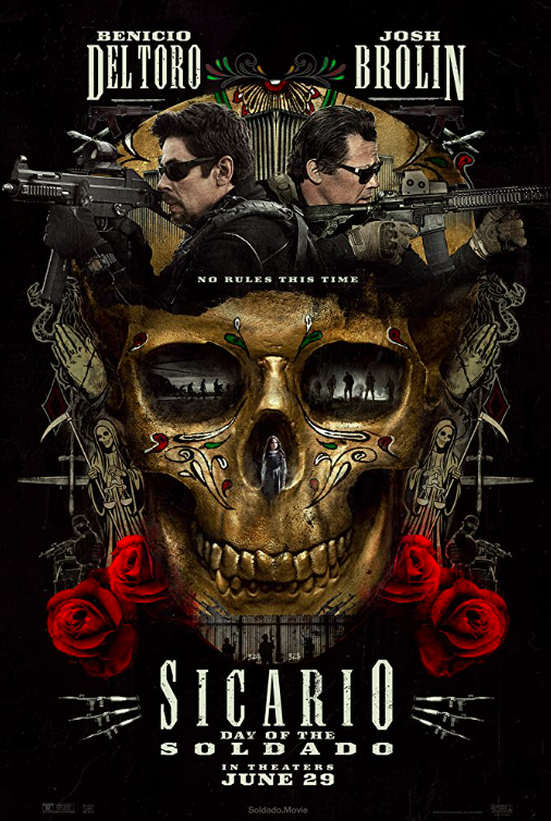 Grim 'Sicario 2' refuses to clean up its own mess