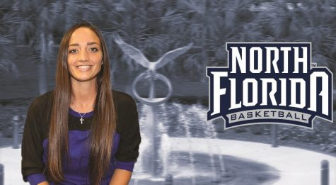 UNF Athletes, then and now: Dallas Moore
