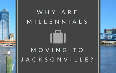 Why are Millennials moving to Jacksonville?