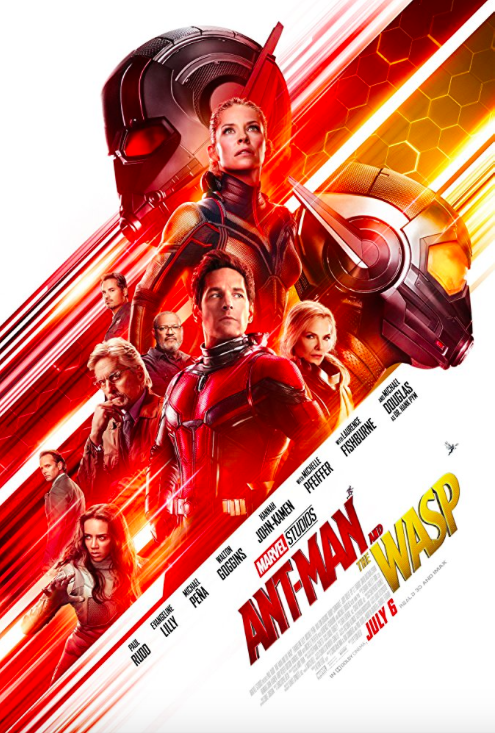 'Ant-Man and the Wasp' won't be squashed by Marvel heavyweights
