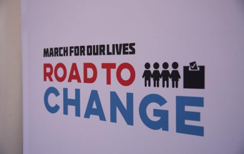 Road to Change Jax: Parkland students hold a rally outside of the Jacksonville Landing