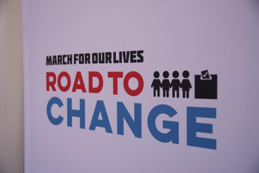 The March for Our Lives: Road to Change tour stopped in Jacksonville on Friday, July 27.
