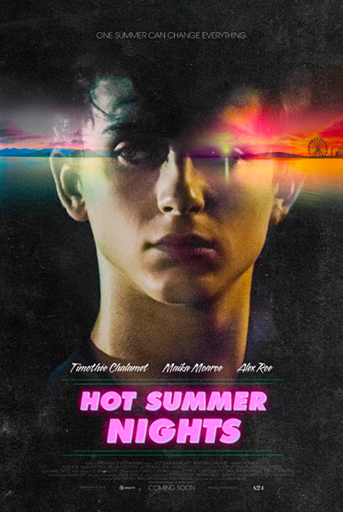 'Hot Summer Nights' glows with 90s nostalgia if little else