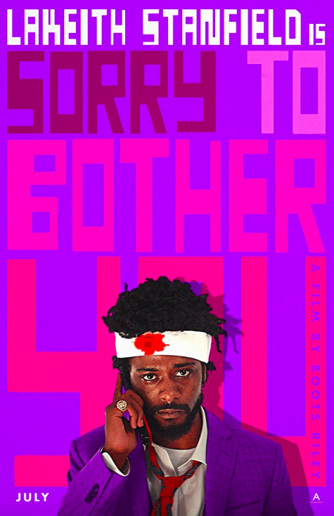Awesomely outrageous 'Sorry to Bother You' doesn't horse around