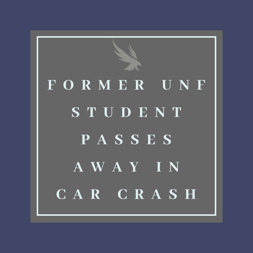 Former UNF student passes away in car crash