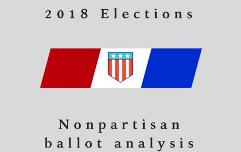 Ballot choices for nonpartisan voters