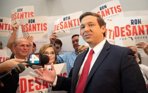Desantis heads to Israel ahead of viewing an Anti Semitism bill