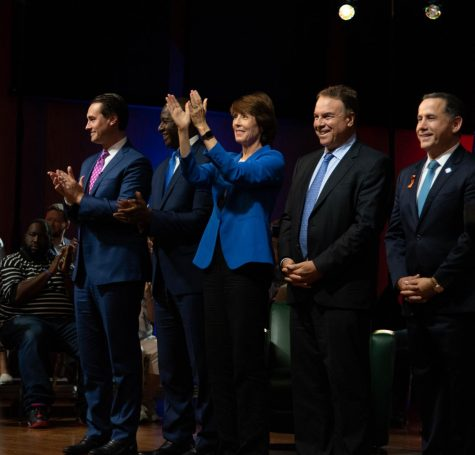 GOP Debate brings division and determination to the Republican Party