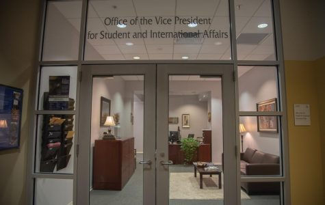 New organizational chart shows department changes in integration of Student and Academic Affairs