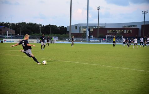 Ospreys lose late to Mercer, 2-1