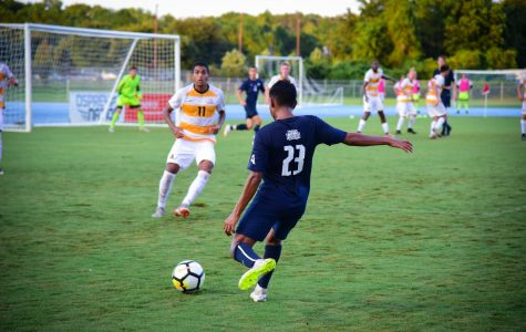Ospreys lose 2-0 in game two of soccer doubleheader