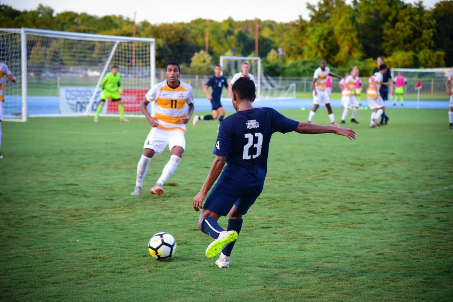 The Ospreys lost a 2-0 bout to Appalachian State on Sunday night
