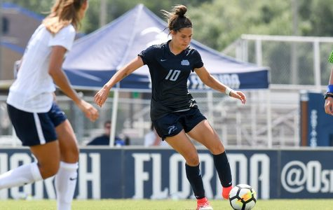 UNF student competes in the U20 Women's World Cup in France