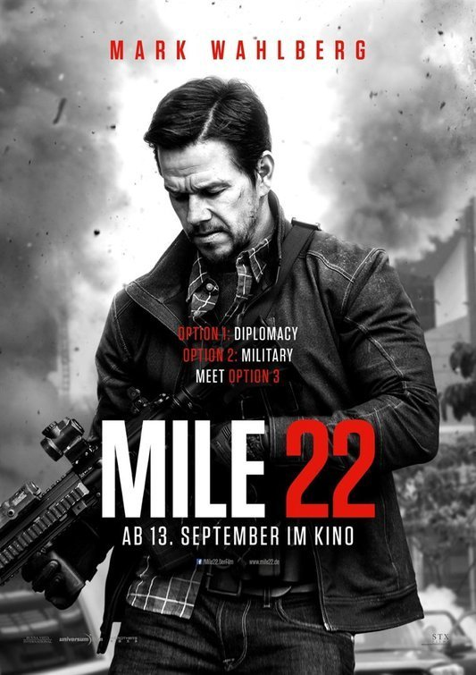 Mile 22 misses by a mile (or 22?)