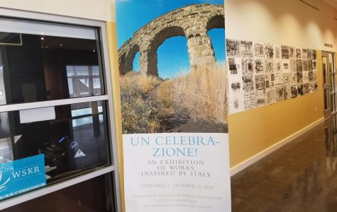 The Lufrano Art Gallery's new exhibit highlights the rich history of Italy