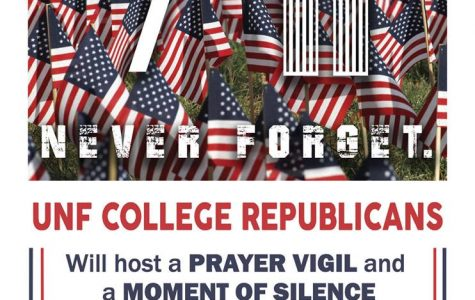 UNF College Republicans to host 9/11 memorial on the Green