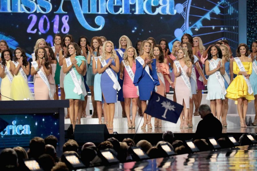 Photo courtesy of the 2018 Miss America show.