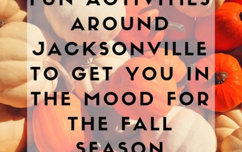 Fun activities around Jacksonville to get you in the mood for the Fall season