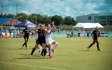 Ospreys blank Bulldogs in non-conference finale