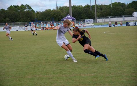 Ospreys snap three game losing streak, defeat Western Carolina 3-1