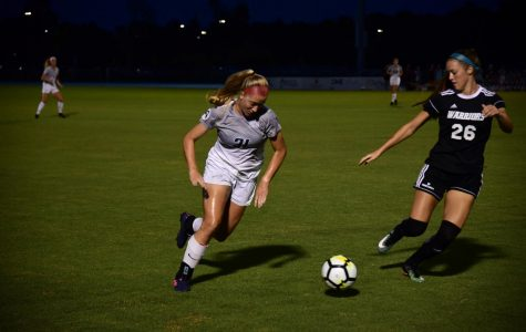 Women's Soccer ties with Stetson to begin conference season