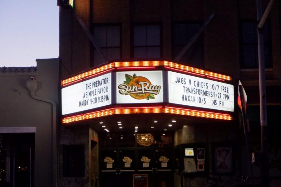 the Sun-Ray Cinema at Riverside. Photo by Heydi Ortiz.