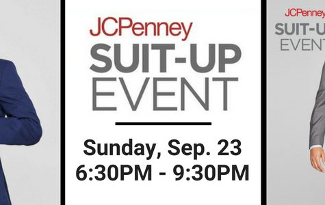 UNF and JCPenney host Suit-Up event for business attire