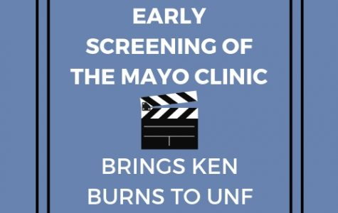 Early screening of The Mayo Clinic brings Ken Burns to UNF
