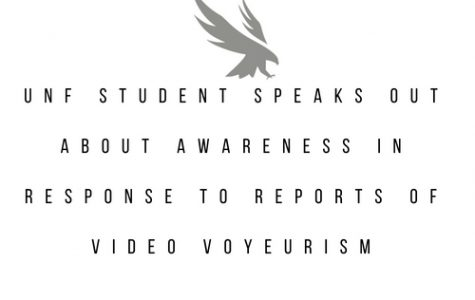 UNF student speaks out about video voyeurism