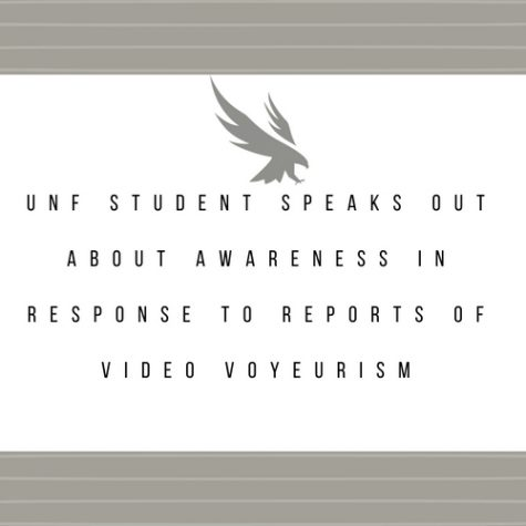Unf Student Speaks Out About Video Voyeurism Unf Spinnaker