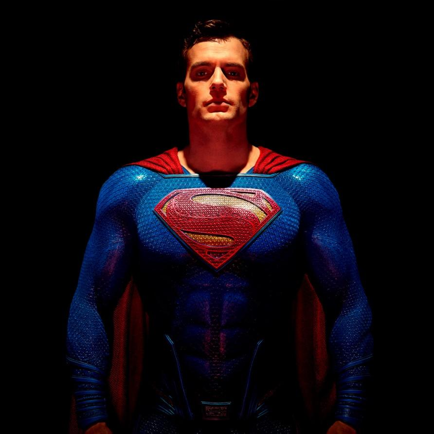 Henry Cavill as Superman. Courtesy Warner Bros.