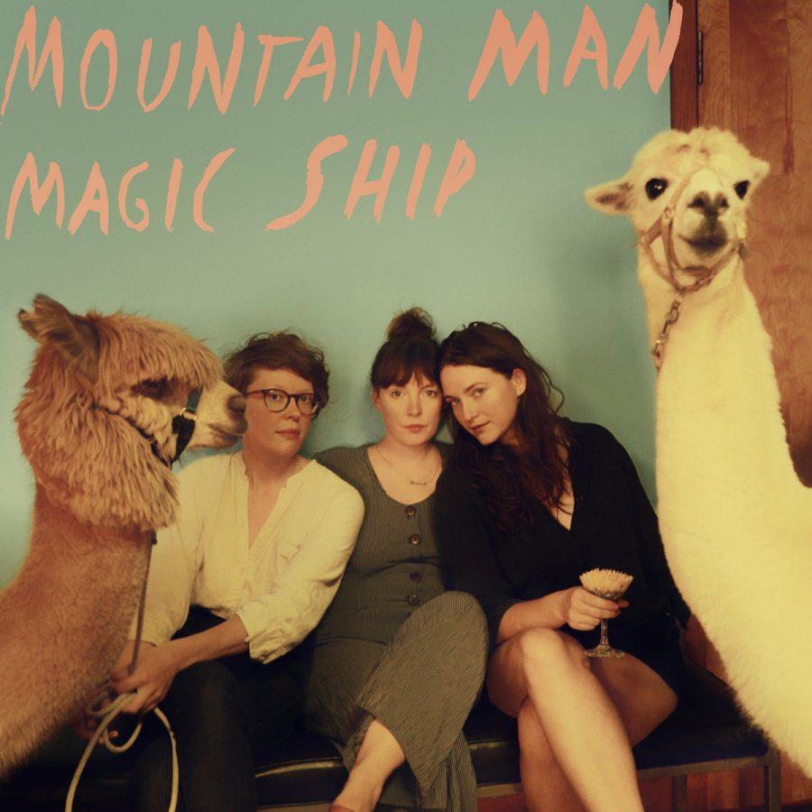 "The cover of Mountain Man's new record, ""Magic Ship."" Courtesy Partisan Records."