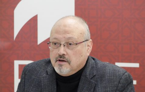 Jamal Khashoggi, the journalist presumed dead after entering a Saudi Arabia embassy in Turkey. Image Courtesy flicker.com/photos/pomed/