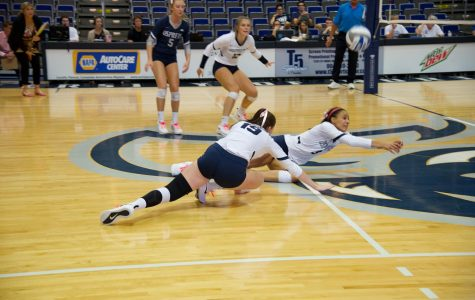 Hatters sweep Ospreys in three