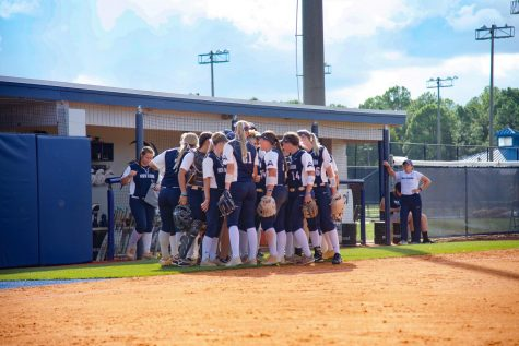 North Florida Softball falls short against UCF