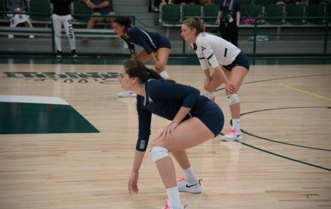 Costly errors hinder Ospreys in five-set loss to FIU