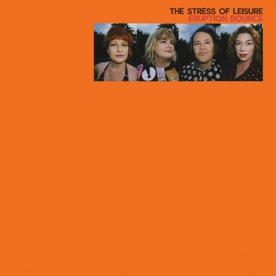 The cover of The Stress of Leisure's