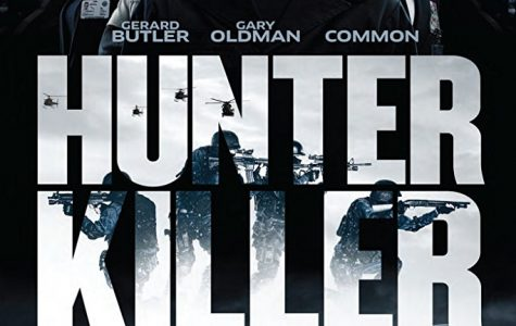 Hunter Killer sinks in latest submarine thriller