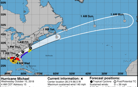 "Hurricane Michael continues to strengthen to an ""extremely dangerous"" Category 4 hurricane"