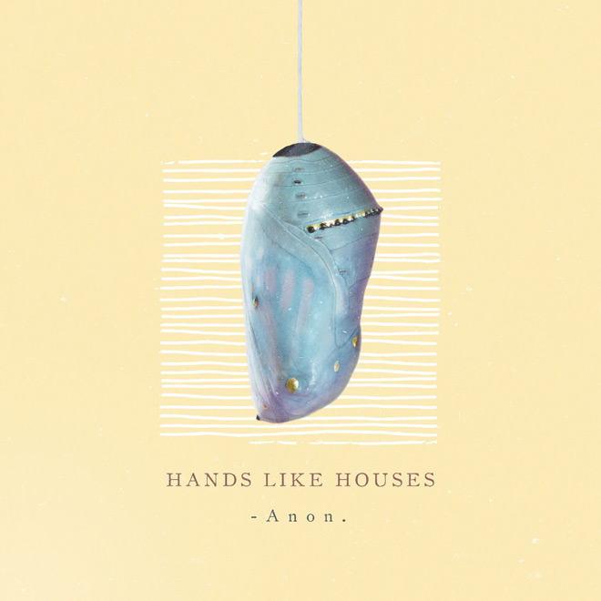 "Hands Like Houses fail to form a new identity on ""Anon."