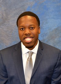 Ian Gibson, a former guard for the UNF Men's Basketball team, now serves as the Director of Basketball Operations. Photo courtesy of unfospreys.com